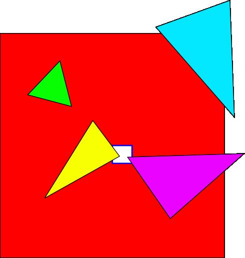 Guard-band clipping illustration